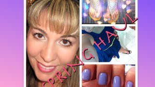 Spring 2013 Haul (cute dresses, cardigans, shoes and more) Thumbnail