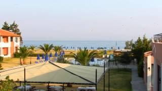 Отель Gellina Mare на острове Корфу (Греция)(Вид на море из отеля Gellina Mare на острове Корфу (Греция), 2013-04-10T19:35:15.000Z)