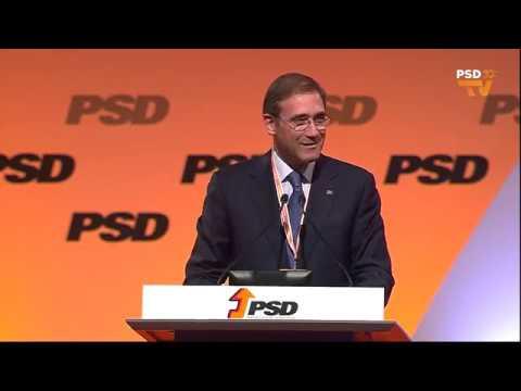 37º Congresso PSD - Intervenção de Pedro Passos Coelho