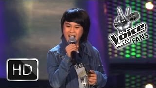 The Voice Kids: Noaquin - Locked Out Of Heaven