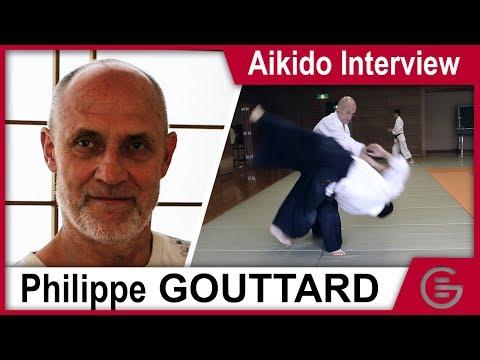 Aikido Interview - Philippe Gouttard, 6th Dan Aikikai