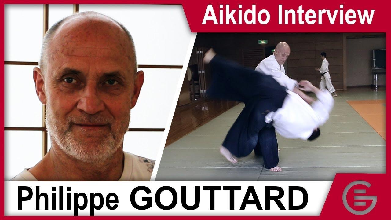 Aikido Interview - Philippe Gouttard, 6th Dan Aikikai [/w subs ES EN DE VI]