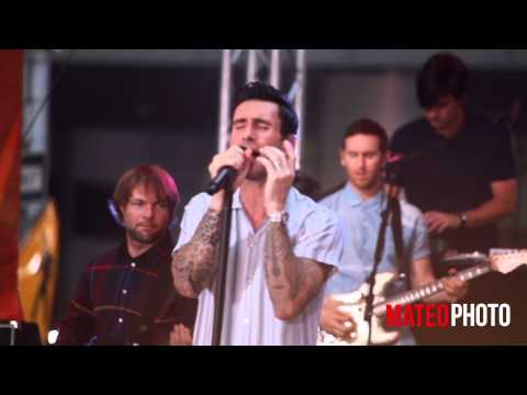 Maroon 5 It was Always You   on The Today Show
