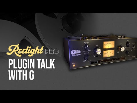 PLUGIN TALK with G - Reelight Pro