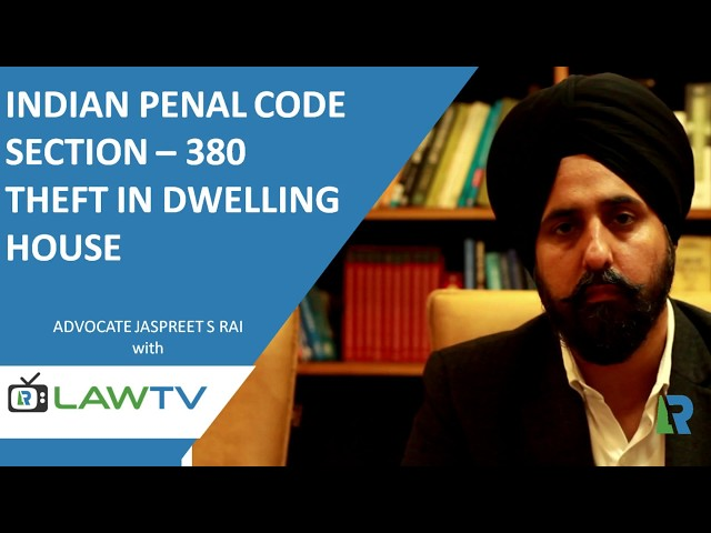 Indian Kanoon - IPC SECTION 380 - Theft in a Dwelling House, etc - LawRato.com