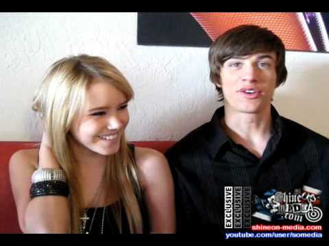 Taylor Spreitler & Dylan Patton Talk Days, Pranks and more!