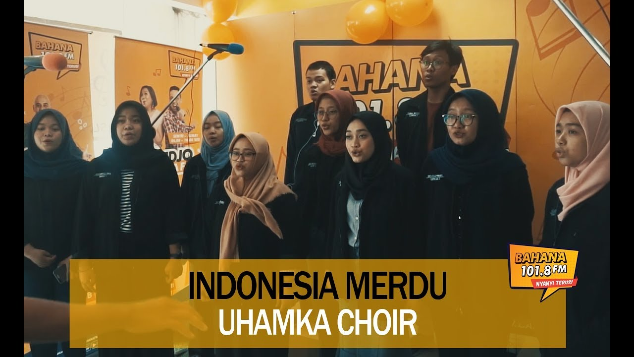 Hasil gambar untuk uhamka choir