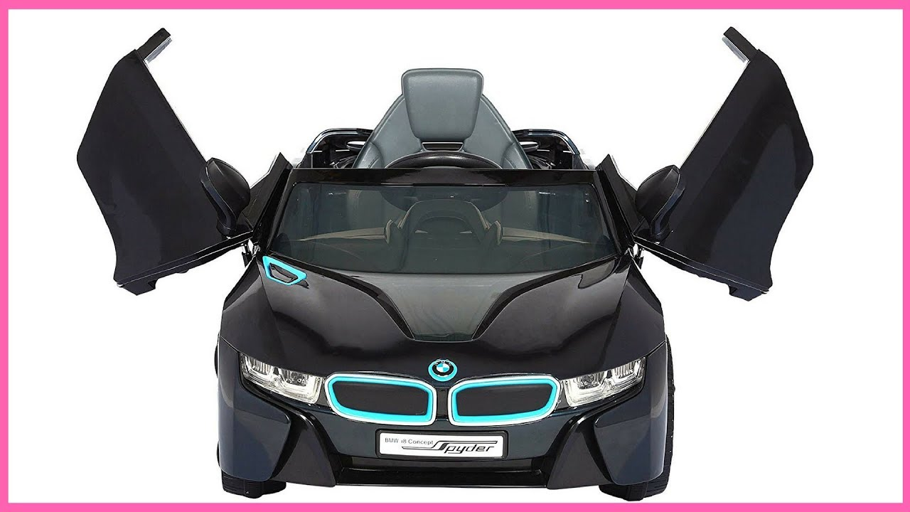 Rollplay Bmw I8 6 Volt Battery Powered Ride On Baby Toys Youtube