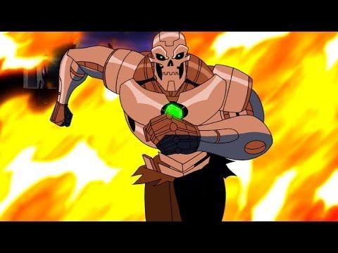 Supervillain Origins: Metallo
