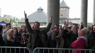 Depeche Mode - Tour Of The Universe (Video Blog #1)