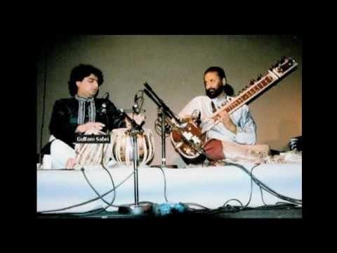 "Raga Kafi Piloo Alap And Gat (Taal Sitarkhani ""16 Beats"")"