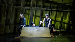 Trailer | Hamlet | Theater Rudolstadt