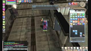 Ran Online GS Making Dark Weapon +9 and Reform