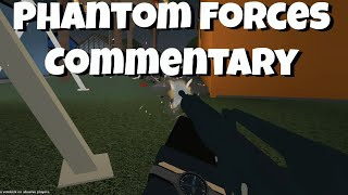 Roblox Phantom Forces Comentario de Voz