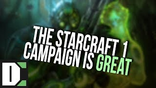 Why the Original Starcraft Campaign Was so Good