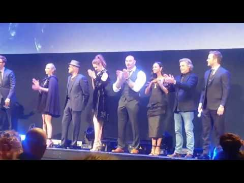 Guardians of the Galaxy Vol 2 London Premiere with Chris Pratt and cast