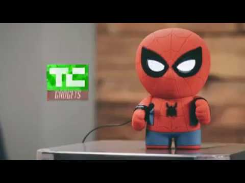Spider-Man Interactive App-Enabled Super Hero by Sphero / Forget Alexa, this looks much cooler!