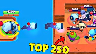 TOP 250 FUNNIEST FAILS IN BRAWL STARS