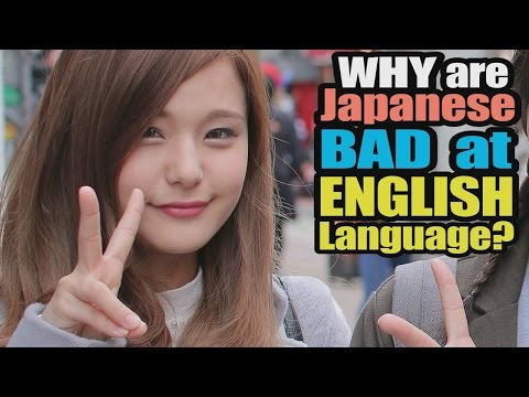Why Are Japanese Bad At Speaking English? Ask Japanese For Their Opinions #1