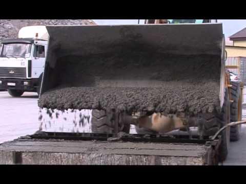 Бетон.Щебень или Песок галька ? Как работает бетонный завод .Как делается качественный бетон