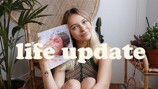 ♡ LIFE UPDATE || nowe studia, projekty i zmiany