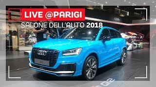 Audi SQ2, arriva lo SportSuv compatto   Salone di Parigi 2018