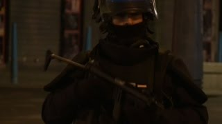 Raw: 2 Dead, 5 Arrested In French Police Raid