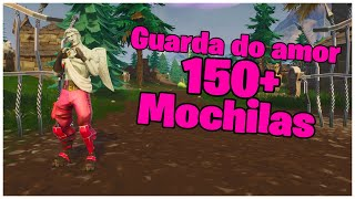 SHOWING THE LOVE GUARD SKIN & 150 + BACKPACKS | FORTNITE