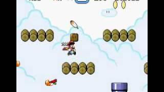 Super Mario World - Butter Bridge 2