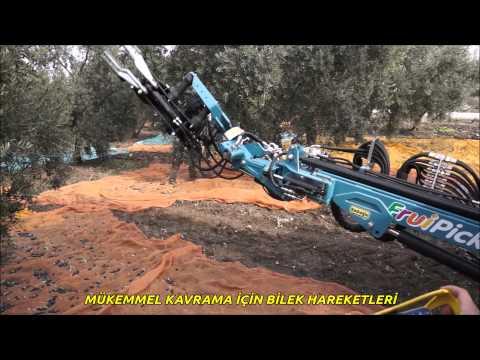 Kadıoğlu Spedo Fruipick - Hidrolik Ağaç Silkeleme Makinası Özellikleri