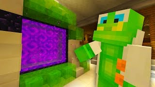 Minecraft Xbox | Survival Madness Adventures 2 | Mystery Portal [18]