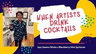 Artist Interview: Jaya Saxena Talks Abstract Painting