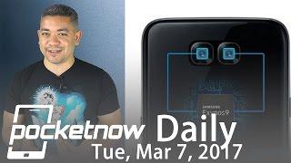 Samsung Galaxy S8 Plus dual camera, OnePlus 4 claims & more   Pocketnow Daily