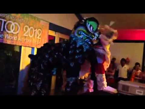 2012 Tattoo - China Club - Shanghai Night + Dragon Dance -