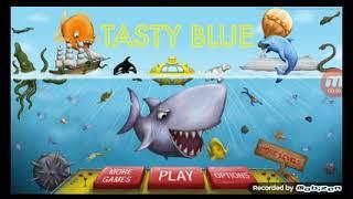 Tasty Blue:isso não é um peixe