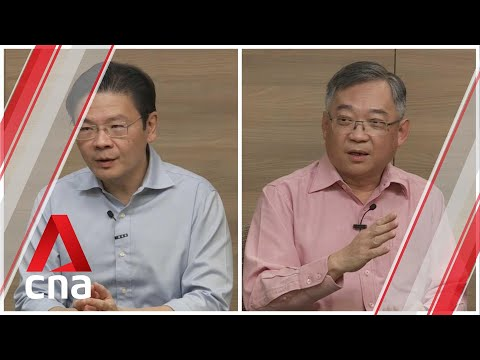 Lawrence Wong, Gan Kim Yong on what Singapore could have done better to handle COVID-19 thumbnail