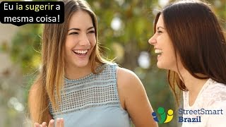Baixar How to Say that You Were Going to Do Something: Portuguese Lesson