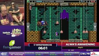 Alwa S Awakening By InfestedRiche In 41 12 SGDQ2017 Part 109