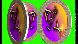 A Love Y Letter Green Screen For WhatsApp Status| A & Y Love, 18 Effects chroma key Animated Video