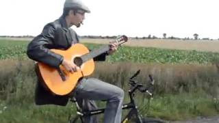 A new profession - musician, cyclist