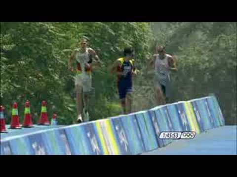Men's Triathlon - Beijing 2008 Summer Olympic Games