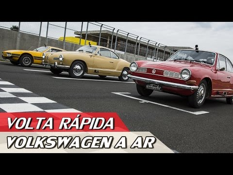 VW KARMANN-GHIA X VW KARMANN-GHIA TC X VW SP2 – VR COM RUBENS BARRICHELLO #79 | ACELERADOS