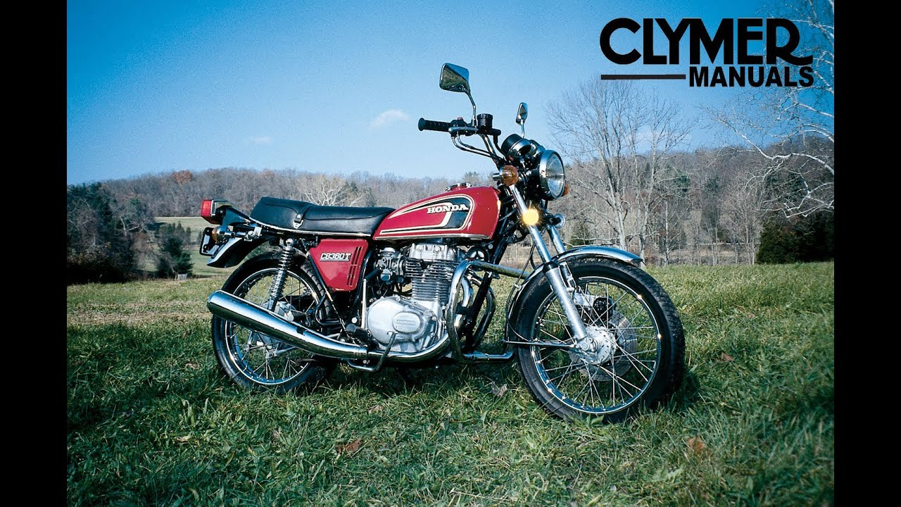 maxresdefault clymer manuals honda cb250gs cj250t cb360 cb360g cl360 cj360t Honda CL360 Cafe Racer at webbmarketing.co