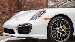 2015 Porsche 911 Turbo S 991 - G166478 - Exotic Cars of Houston