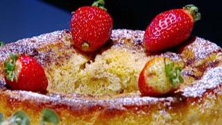كعكة التفاح الايطالية - ايمان عماري