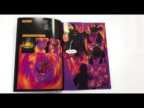 China QINPrinting -- Comic book printing service