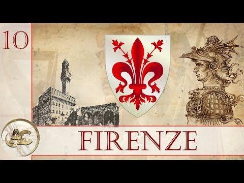 Firenze #10 - Europa Universalis 4 Gameplay ITA