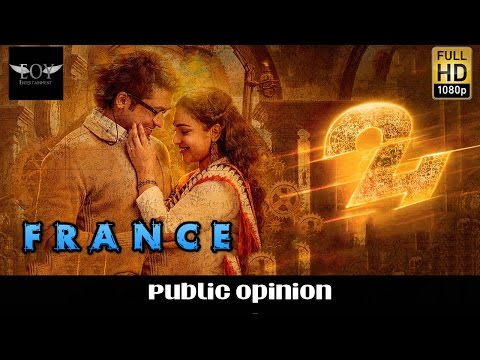 24 -  Public Opinion France