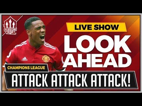 Sevilla vs Man United United LIVE CHAMPIONS LEAGUE Preview