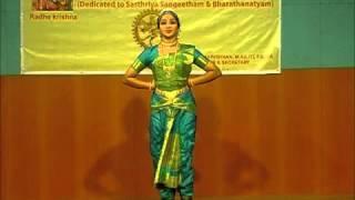 Ramya Suresh - Poorva Ranga Vidhi - Hamsadwani - Adi